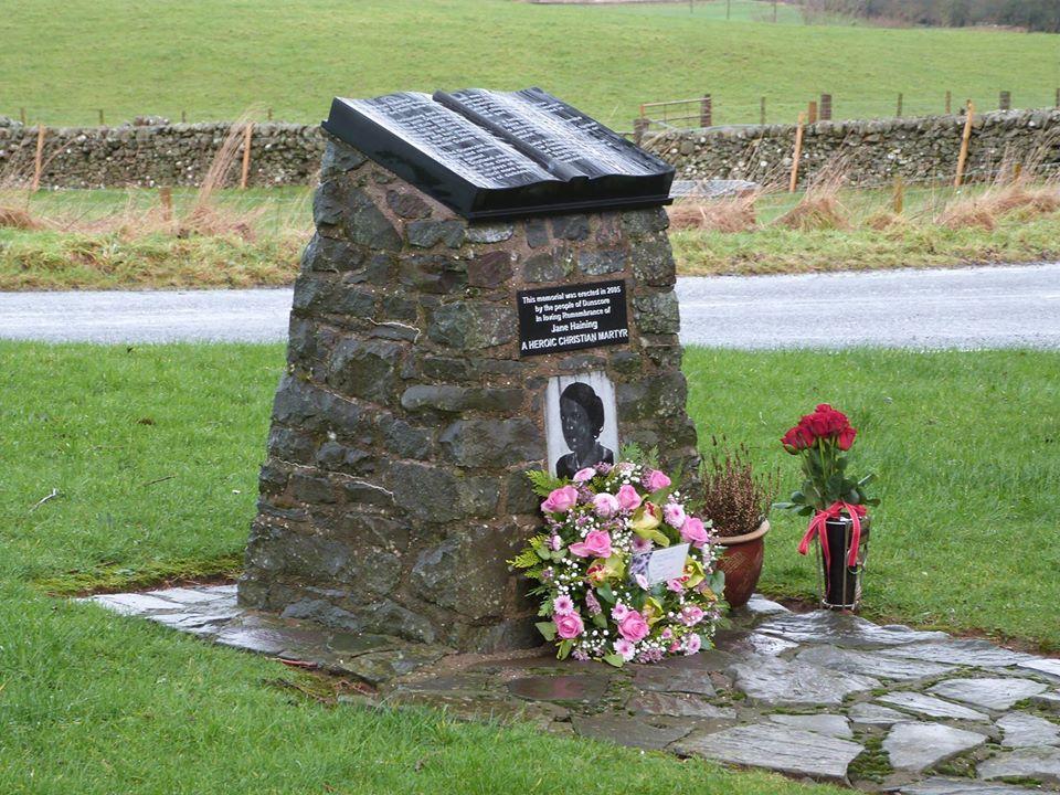 Jane Haining Memorial