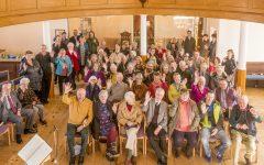 Dunscore Church Congregation