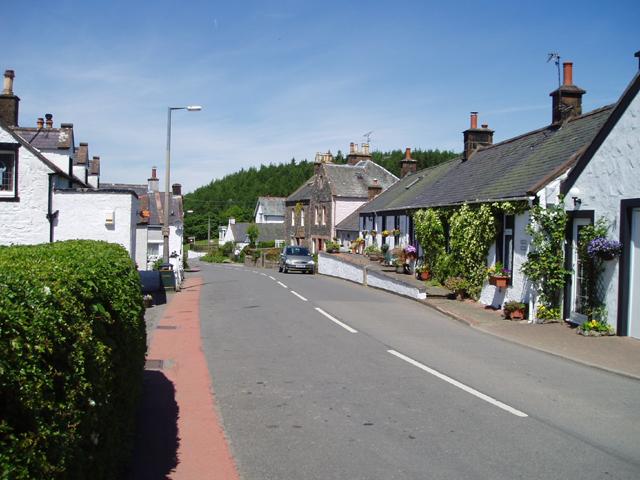 Dunscore Village